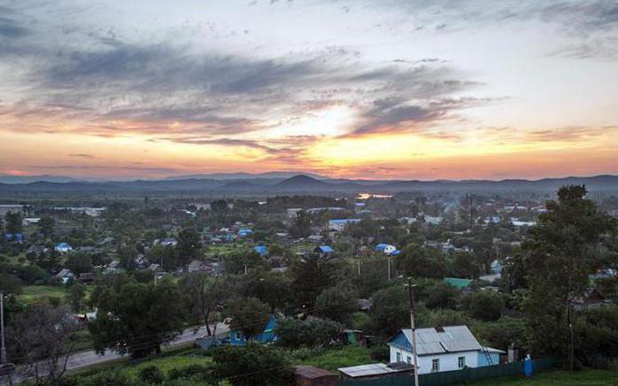 хабаровский край город бикин