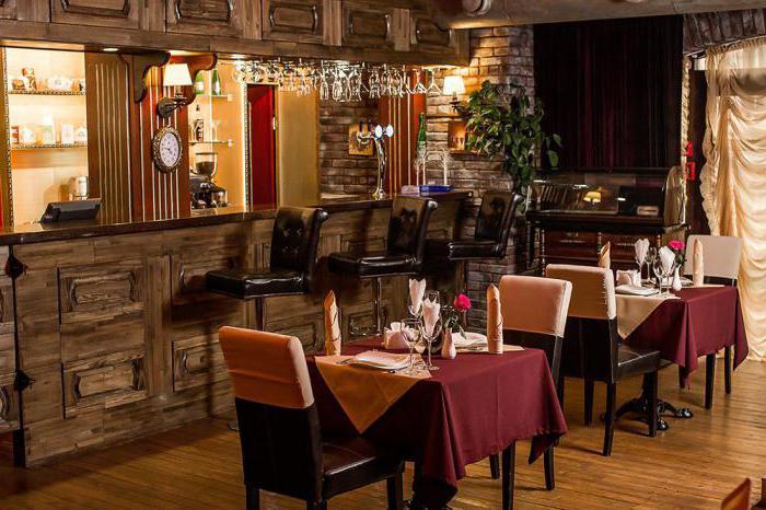 горький ресторан русской кухни пермь