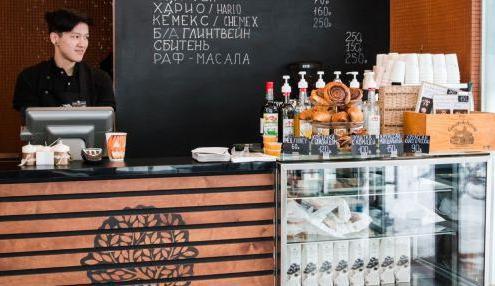 кофейни в москве список