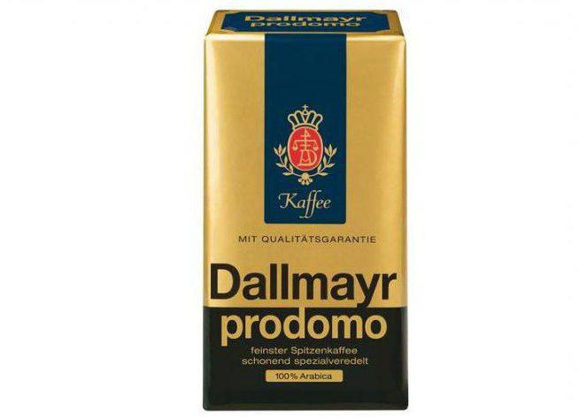кофе даллмайер эфиопия отзывы