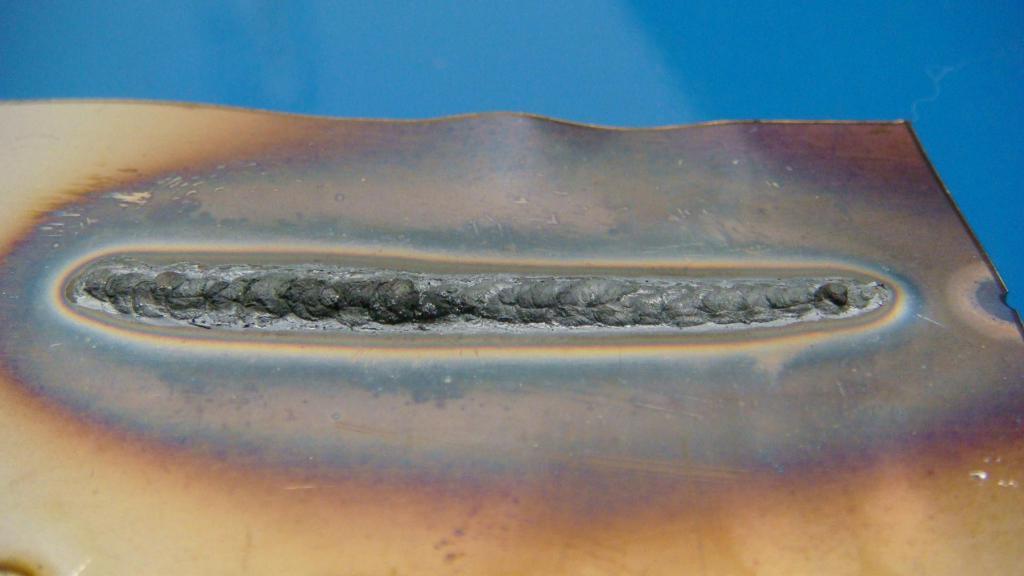 Чем варить тонкий металл