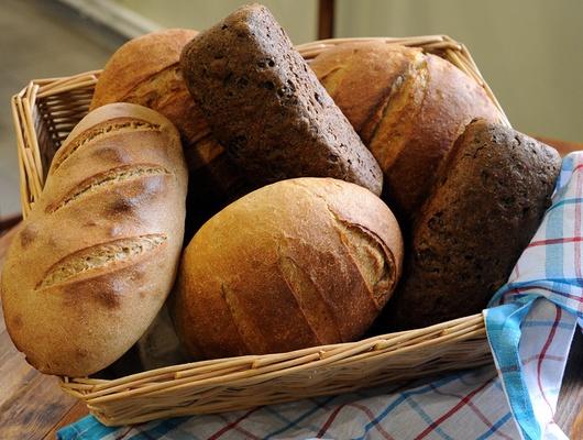 Виды хлеба.