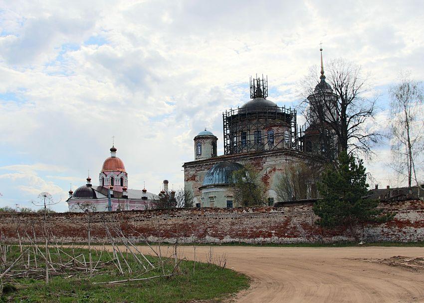 Николо-Теребенский монастырь в Тверской области: описание, история, адрес