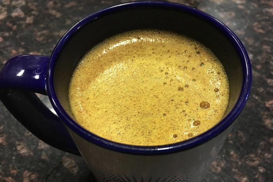 turmeric coffee recipe