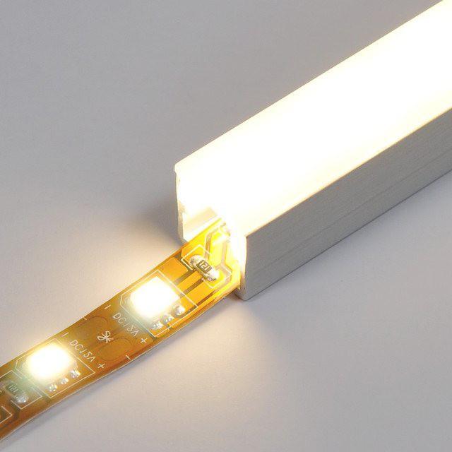 Рассеиватели для светодиодных лент