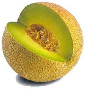 сочные односемянные плоды