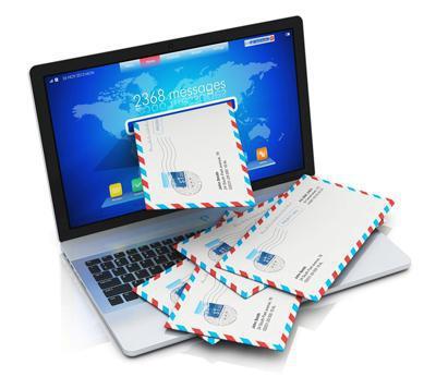 можно ли прикрепить файл к электронному письму