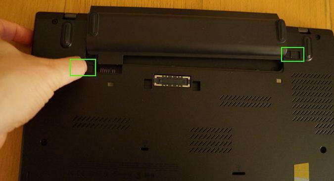 Как поменять аккумулятор в ноутбуке