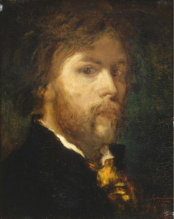 The artist Gustave Moreau: biography, creativity