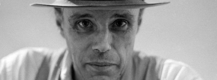 The German artist Joseph Beuys: biography