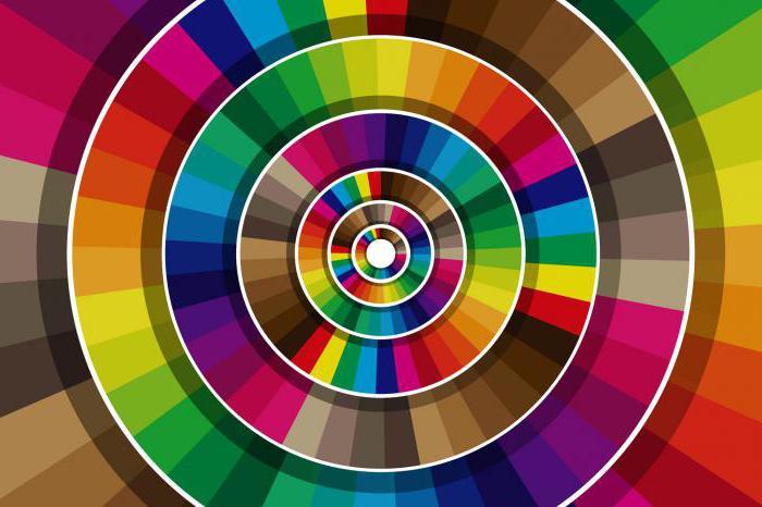оттенок основного цвета