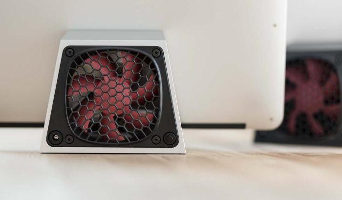 дополнительное охлаждение для ноутбука