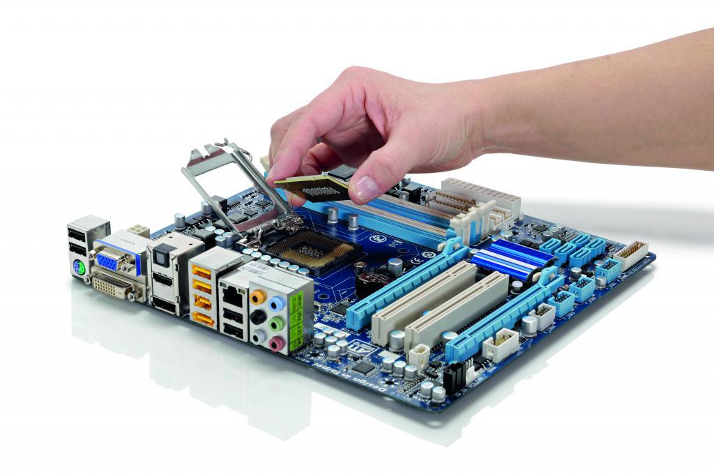 CPU Replacement