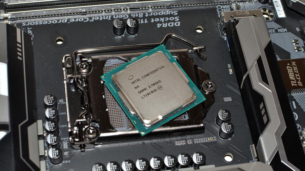 Сокет процессора 1151