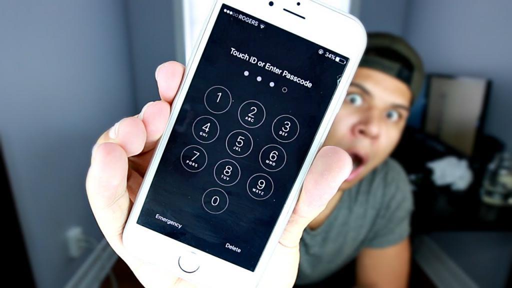 Забытый пароль