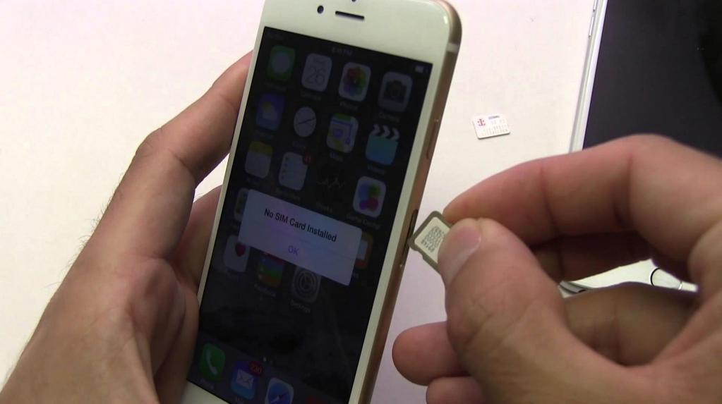 разлоченный айфон 6