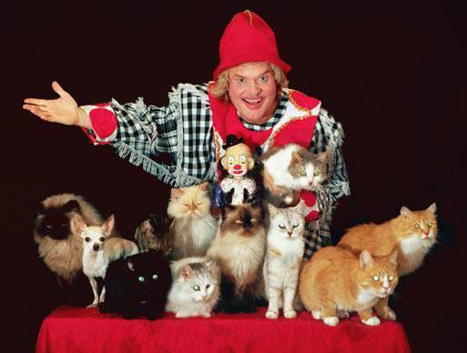 куклачев театр кошек