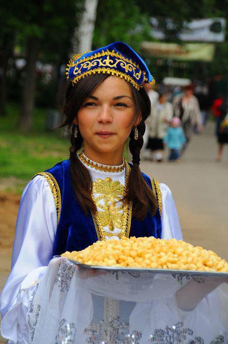 обычаи и традиции татарского народа