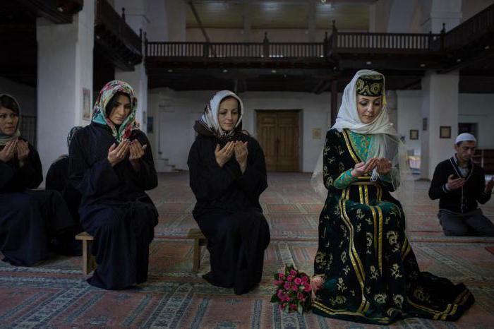 обычаи и традиции татарского народа кратко