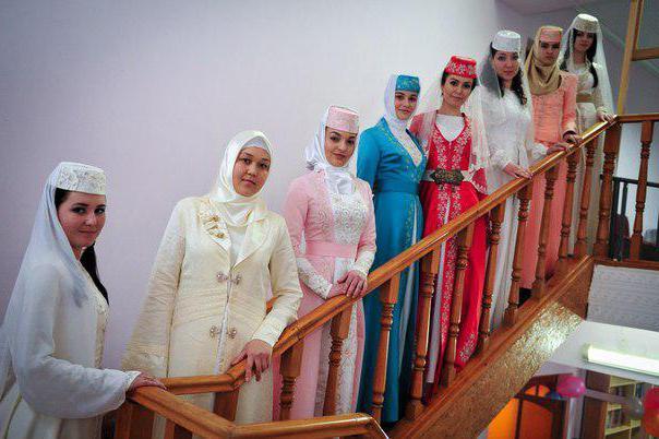 традиции татарского народа кратко
