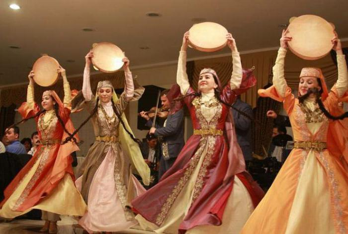 традиции татарского народа