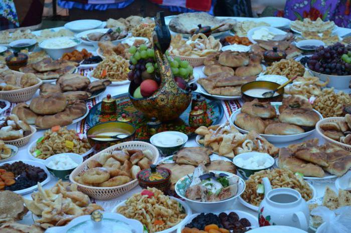 обычаи и традиции татарского народа в семейной жизни