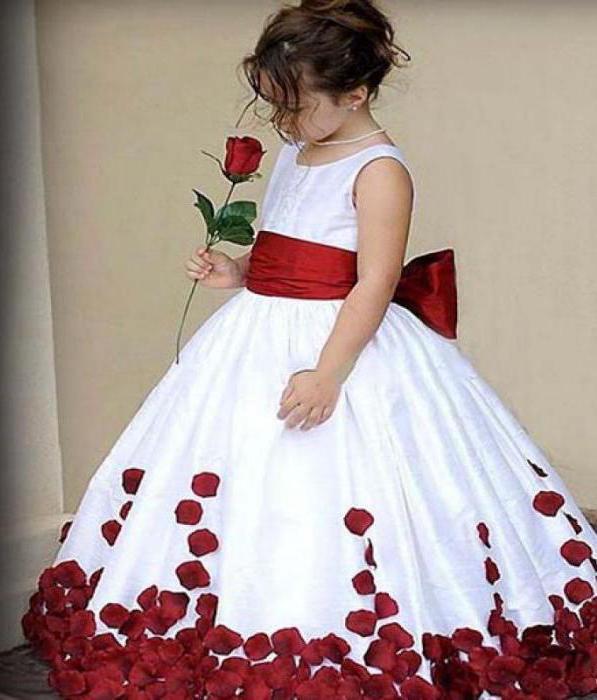 платье для девочки 3 лет выкройка