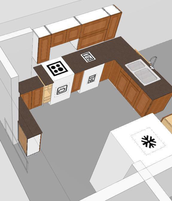 программа проектирования кухни икеа Fasrtee