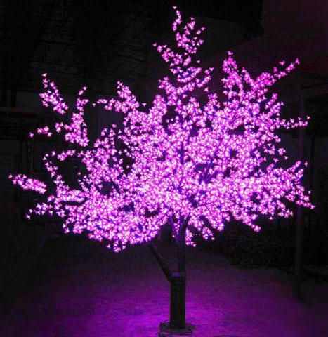 светящиеся деревья цена