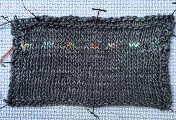 схемы простых узоров для вязания спицами
