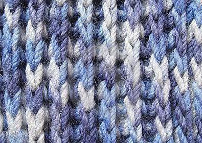 1143546 Схема вязания шарфа трансформера спицами