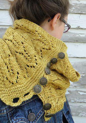 1250627 Снуд спицами для женщин: схемы вязания, новинки, узоры, размеры. Как связать красивый шарф снуд хомут, капюшон, трубу, с косами, ажурный спицами с описанием?