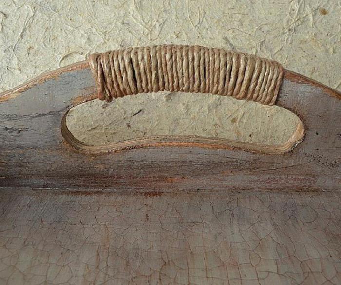 деревянные подносы фото