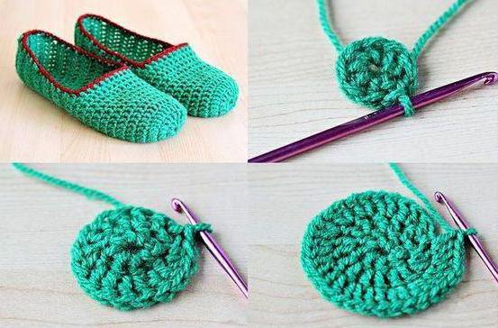 Вязание носков по размеру