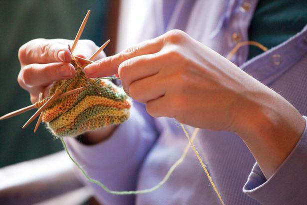 техника безопасности при работе крючком для вязания
