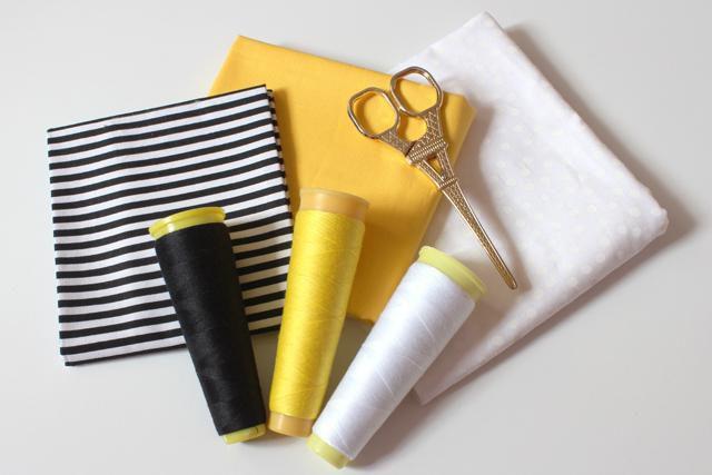 тканевый мешочек с завязками