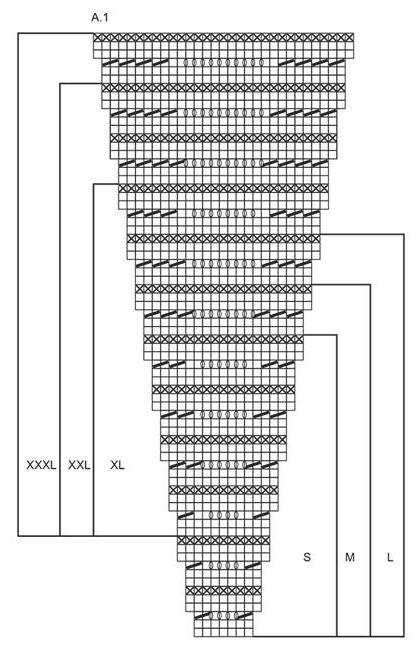 женские вязаные кофты спицами с описанием