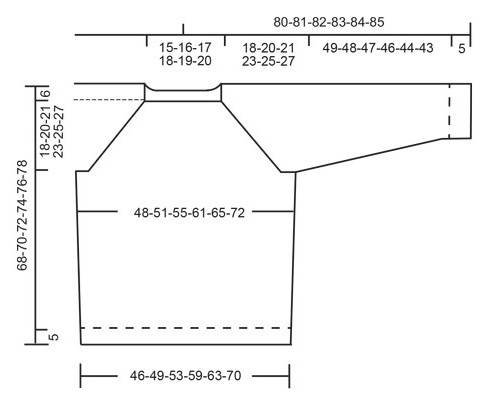 аранские узоры спицами со схемами и описанием