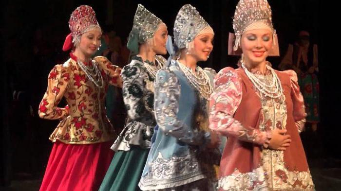 Простая выкройка русского народного сарафана