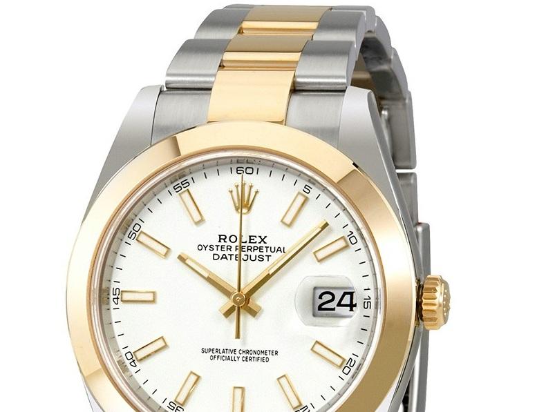 часы из драгоценного металла