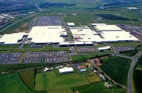 Завод в Сандерленде