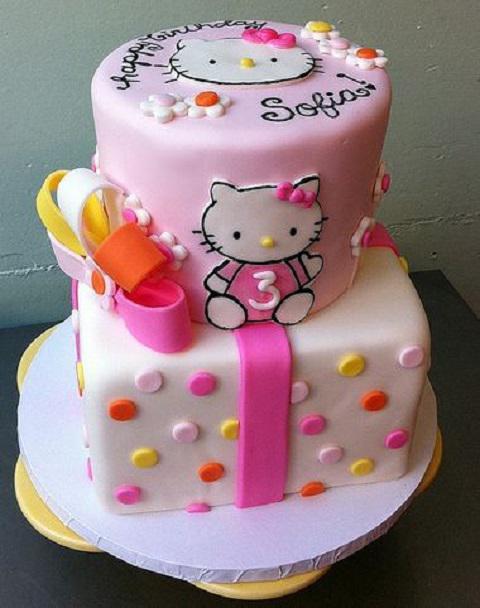 поздравления с днем рождения девочке 3 года