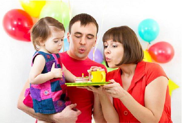 поздравление девочке с днем рождения 3 года