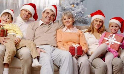 пожелания родителям на новый год