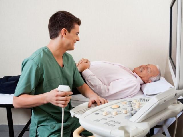 ультразвуковая диагностика острого панкреатита