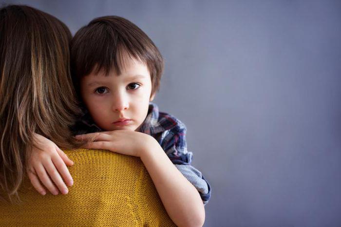 шизофрения у ребенка 2 лет