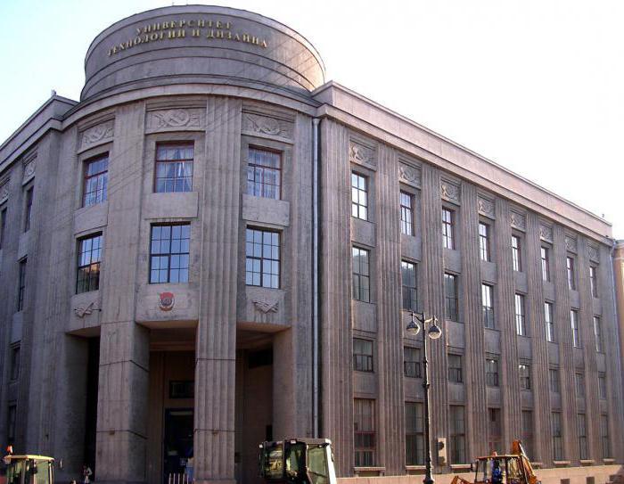 институт дизайна и технологий спб