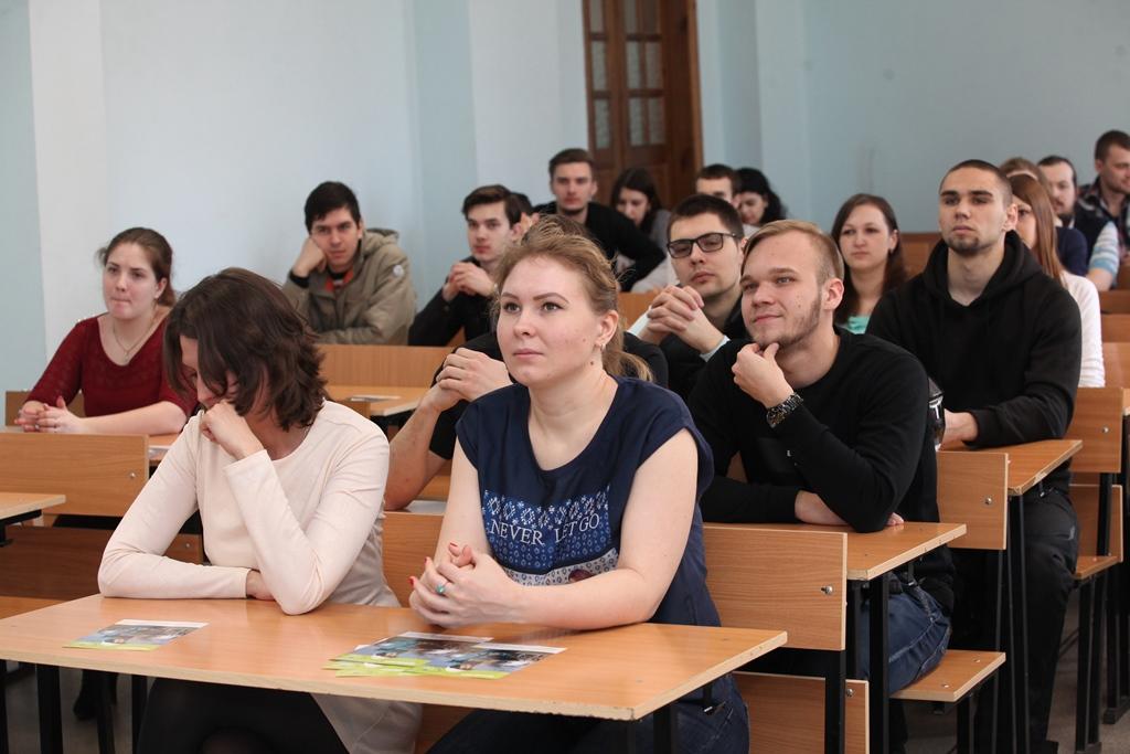 Education at TSU Togliatti