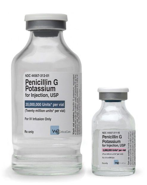 Пенициллин Таблетки Инструкция По Применению