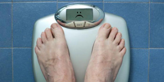 риск ожирения